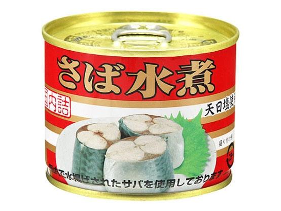さば水煮 EO6 【24缶セット】